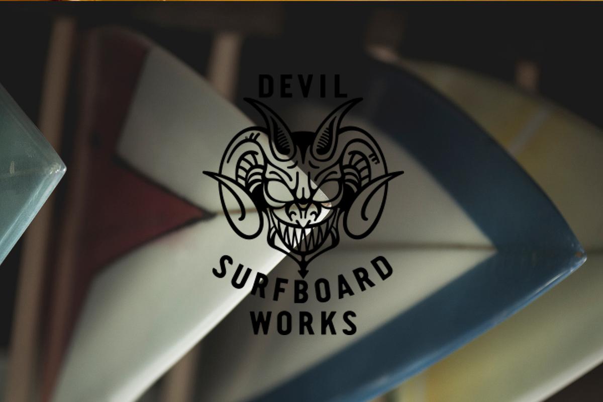 DEVIL SURFBOARD WORKS